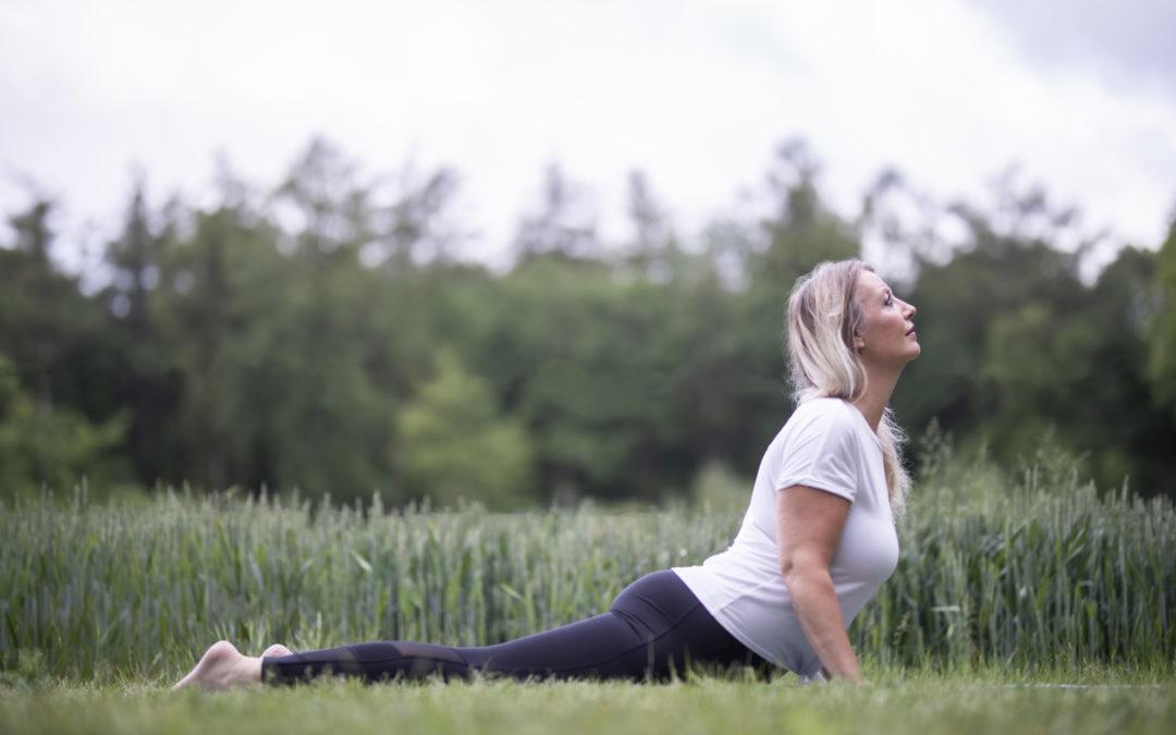 Hoe yoga kan helpen bij zelf ontwikkeling
